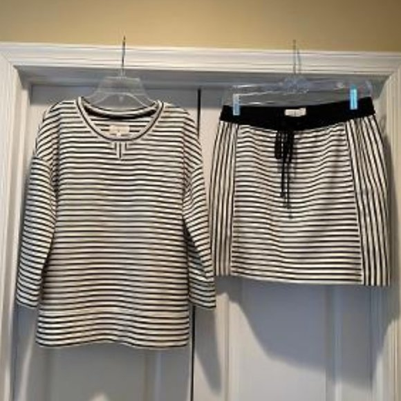 LOFT Lou & Grey Top and Skirt - NEW!